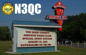 Send us a SASE for the QSL Card!