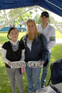 Deirdre, Magi and Joe K3JLR brought Ham Radio snacks for everybody.