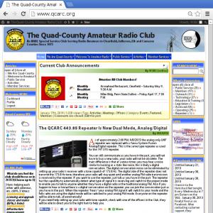 QCARC-Website