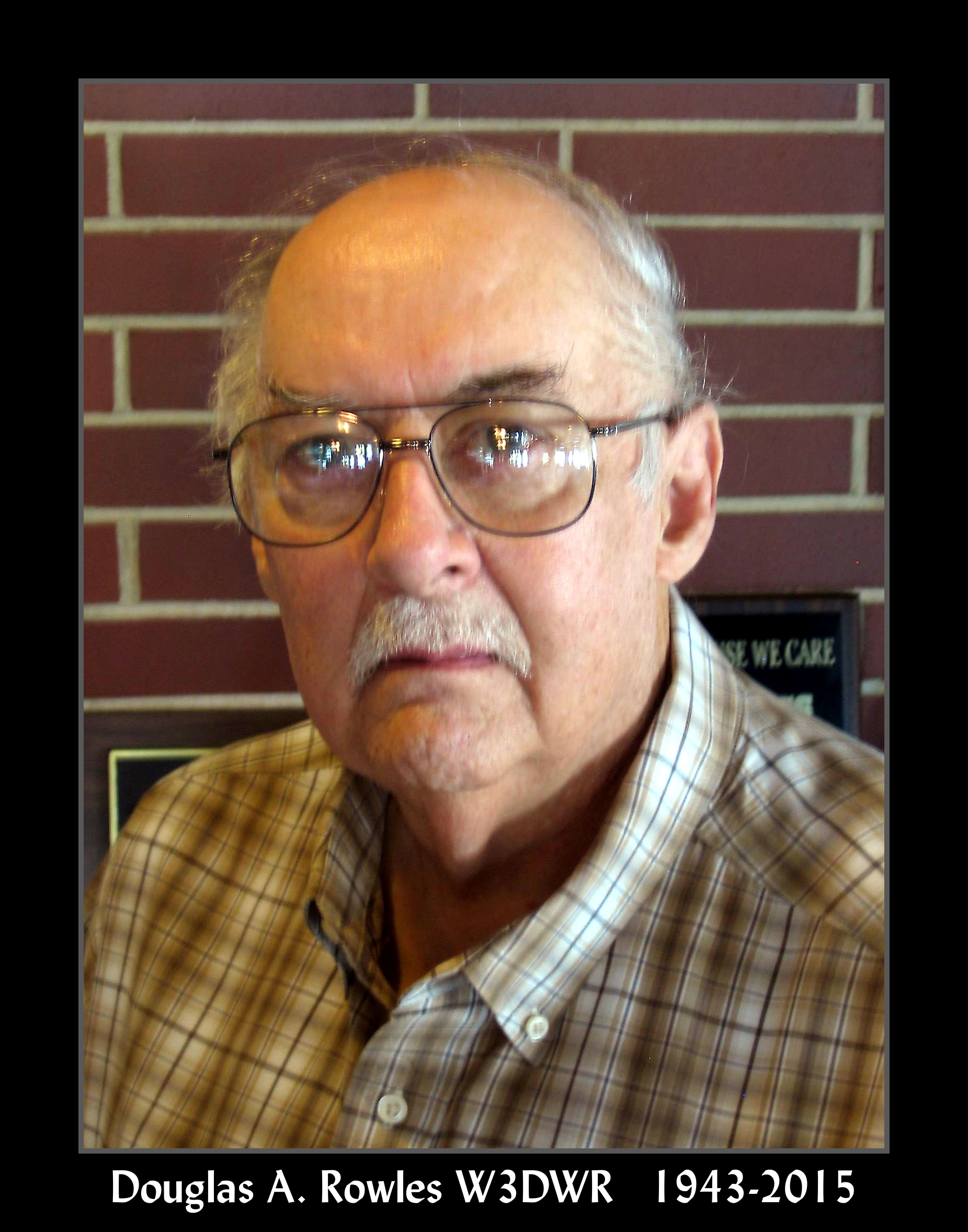 It is with sadness that the Quad-County Amateur <b>Radio Club</b> notes the passing ... - Doug-Obit1